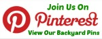 Pinterest logo for following